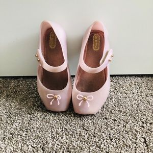 Mini melissa Mary Janes